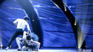 7/13/11 SYTYCD Travis' Dark Vulture Routine