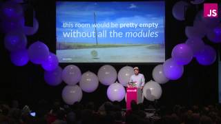 Stephan Bönnemann: Dependency Hell Just Froze Over | JSConf EU 2015