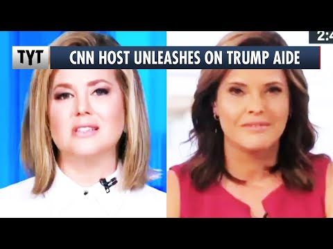 CNN Host DEMOLISHES Top Trump 2020 Aide