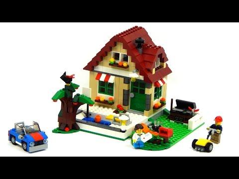 Vidéo LEGO Creator 31038 : Le changement de saison