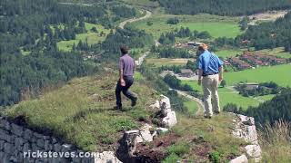 Thumbnail of the video 'Ehrenberg, a Ruined Castle in Austria '