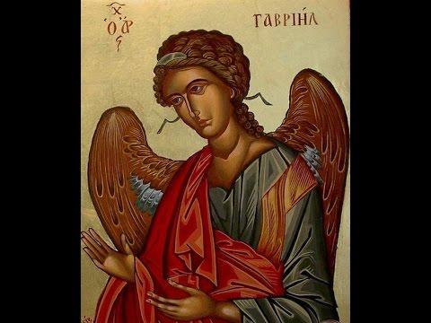 Богородице дево радуйся молитва на греческом
