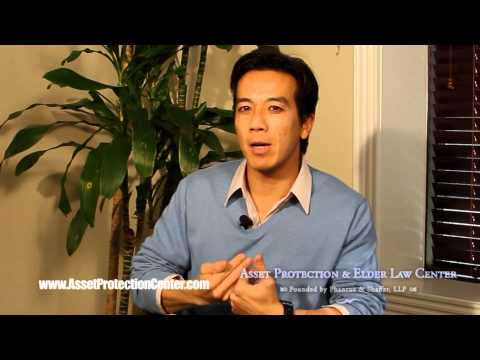 What is the Deficit Reduction Act? - Patrick Phancao; Esq. - Asset Protection TV