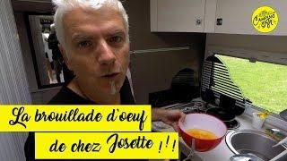 On a cuisiné Josette !