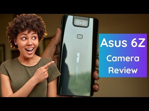 Asus 6Z Camera Review