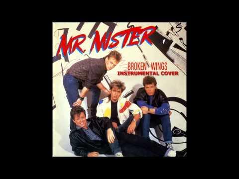 Mr. Mister - Broken Wings (Instrumental Cover)