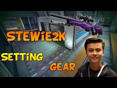 Steam Community :: Video :: CS:GO - Stewie2k settings