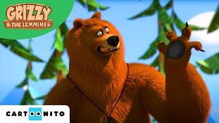 Grizzy I Lemingi | Magiczne Portale | Boomerang