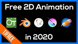 Best Free Animation Software in 2020
