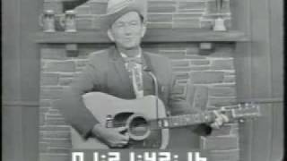 Flatt and Scruggs with Maybelle Carter - You are my flower