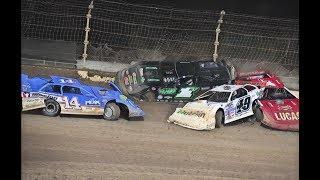 The Best Wrecks & Flips Of Dirt Track Racing