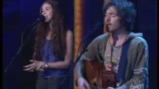 Cold Water - Damien Rice on Late Night With Conan