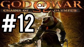 God Of War Chains Of Olympus (#12) ~ ROUND TWO! (CHARON BOSS FIGHT)