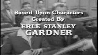 Perry Mason Theme