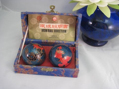 Video How To Use Chinese Medicine Balls