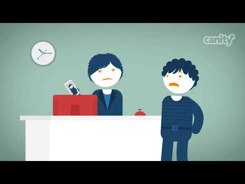 Front Office Skills Training - Listening & Interpersonal Skills - YouTube