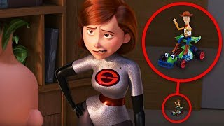 10 Disney References You Missed In Popular Movies