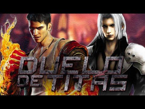 Baixar Música – Dante vs. Sephiroth – Duelo de Titãs – 7 Minutoz – Mp3