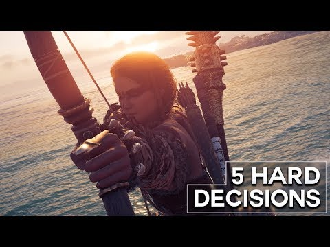 5 HARD Decisions - Assassin's Creed Odyssey (Part 2)