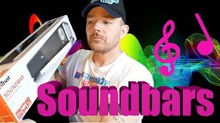 TRUST soundbar unboxing and review