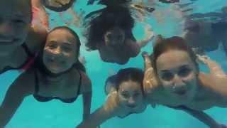 VIE. GOPRO. underwater