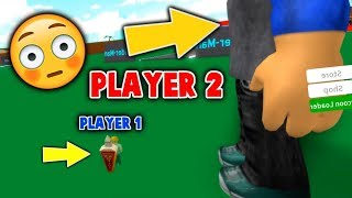 Roblox Super Heroes - TWO PLAYER TYCOON...TINY SUPER HERO?