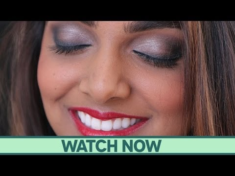 How To: Night-Out Eye Makeup with Smashbox