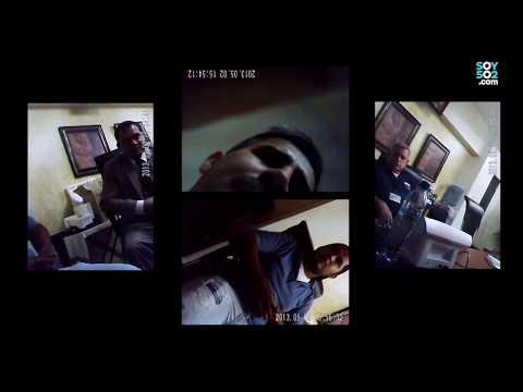 El video incriminador de Melgar Padilla