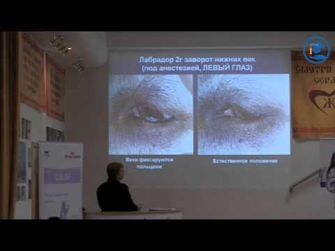 Воспаление носовых и отек глаза