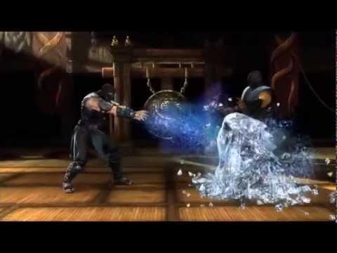 How To Unlock Fatalities In Mortal Kombat Xbox 360