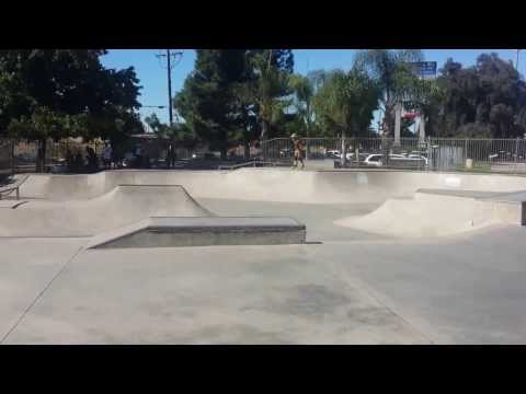 Tour of Duarte Skatepark in Duarte, CA