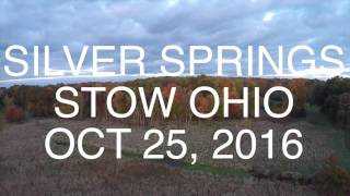 Drone Video - 3DR Solo - Silver Springs - Stow, OH