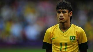 Neymar vs Egypt 1080i (London 2012 Olympic Games) By FutSoccer HD