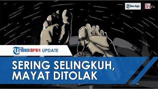 Mayat Pria di Ogan Ilir Ditolak Warga karena Selingkuh Termasuk dengan Adik Ipar, MUI Angkat Bicara