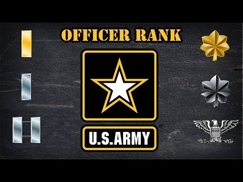 Explaining The US Army Officer Ranks Mp3