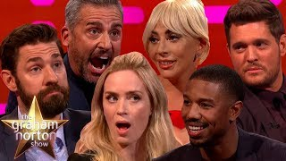 BEST OF 2018 on The Graham Norton Show | PART 1