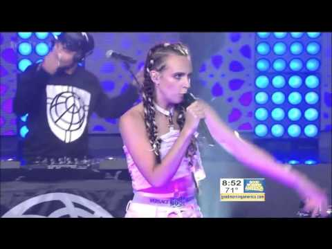 Major Lazer & DJ Snake   Lean On feat MØ   GMA LIVE