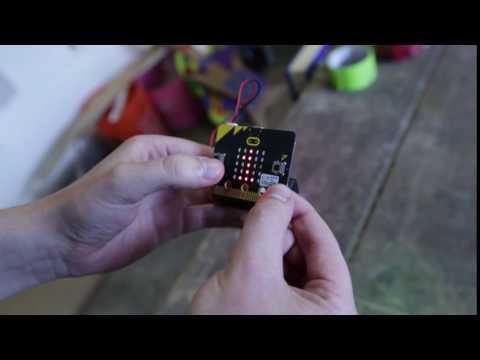 Pin Press Switch - Microsoft MakeCode