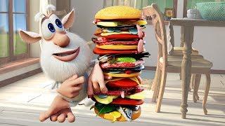 Буба - Серия #18 - Бутерброд 🍔 - Весёлые мультики для детей - Буба МультТВ