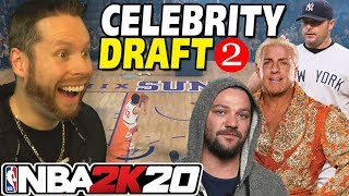NBA 2K20 Celebrity Draft 2