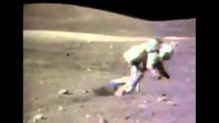 アポロ月面着陸疑惑の映像ワイヤー陰謀論