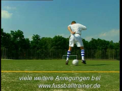 Multikickball der ideale Partner zum Fussball-Technik-Training