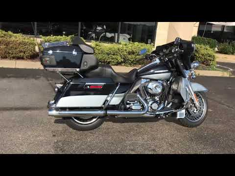 2012 Harley-Davidson Electra Glide® Ultra Limited in North Canton, Ohio - Video 1