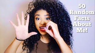 50 Random Facts About Me Tag | Jasmeannnn