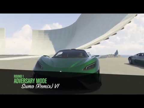GTA 5 Online SUMO Mode 2018 Game Play Part 4 Xbox One