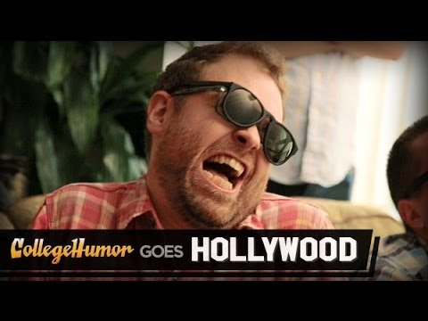 CollegeHumor Goes Hollywood