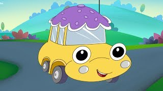 Baby Car & Monster Trucks Beep Beep  | Car Songs | FunForKidsTV Songs for Children