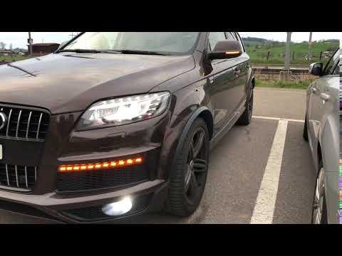 LED-UPGRADE /// Audi Q5 8R / Audi Q7 Dynamische Seiten Blinker