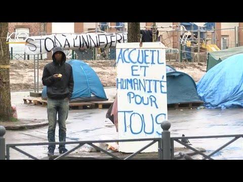 Jeunes migrants à Lille : Les chrétiens mobilisés