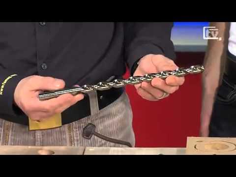 Famag HSSG Holzspiralbohrer